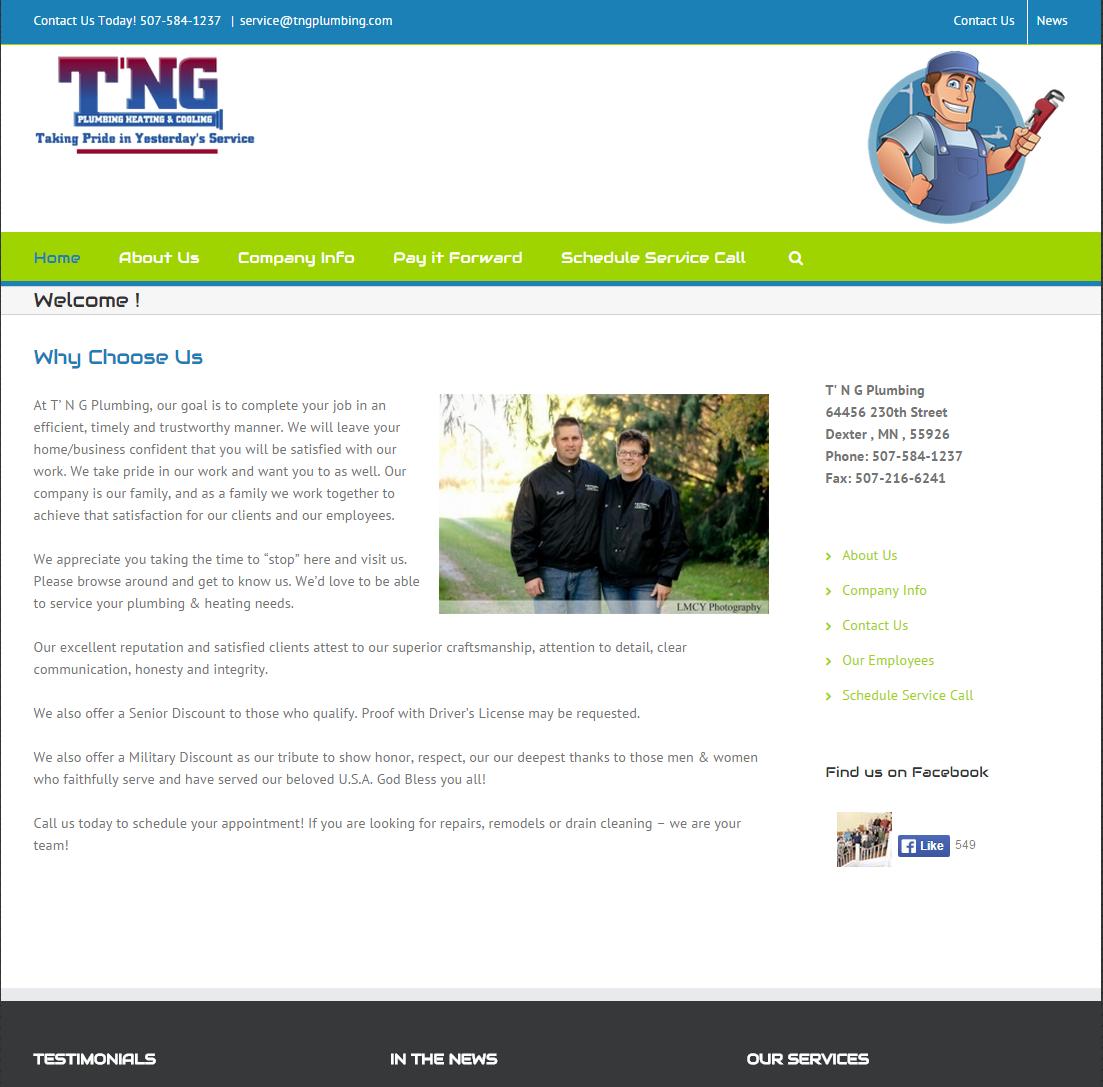 T'NG Plumbing